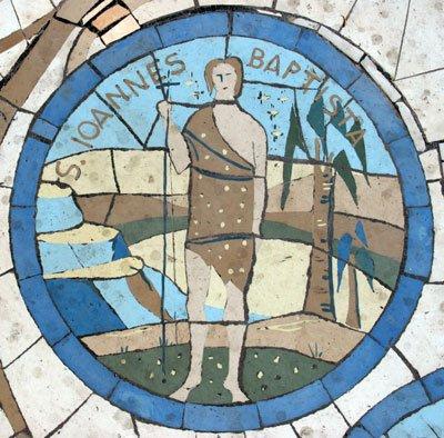 John The Baptist - Guest minister - First Baptist Church