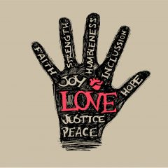 God's love for all humanity