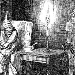 Ghost of Christmas Past - Jacob Marley