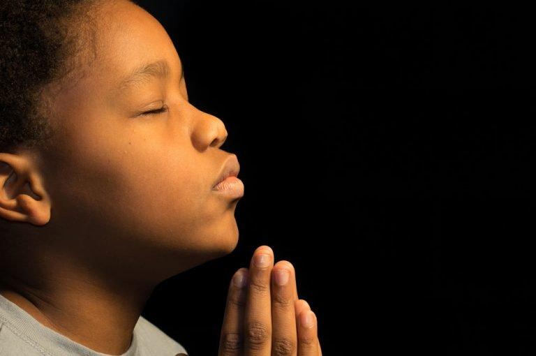 praying as children of god