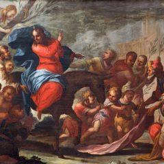 Jesus Entering Jerusalem 2